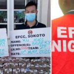 EFCC Re-Arraigns Two Chinese Accused Of Offering N100m Bribe