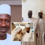 How Embattled Ex-EFCC Chairman, Ibrahim Magu Was Allegedly Shoved Aside At Atiku-Ribadu's Children's Wedding