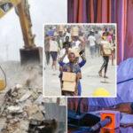 Palliatives: Adamawa Governor Fintiri Threatens To Demolish Looter's Houses, Plans Door-To-Door Search