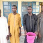 Four Suspected Ritualists Arrested With Human Head In Niger