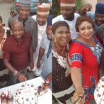 Nollywood Actor, Olaniyi Afonja 'Sanyeri' Celebrates 46th Birthday In Style