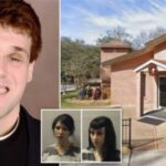 Photos: Priest Arrested For Alleged 'Filming Himself Having Threesome On Church Altar' In US