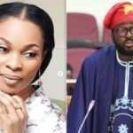 It's truly a shame Desmond – Actress Georgina Onuoha drags Desmond Elliot over his comments on youths, celebrities and social media