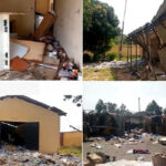 Angry Residents Attack NAFDAC Office In Kaduna, Cart Away 'Fake And Expired' Drugs