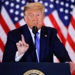 Donald Trump Declares Himself Winner Of US Election 2020