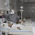 Russia's health system under strain as coronavirus surges back