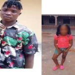26yr Old Man On The Run After Allegedly Defiling A 7-Yr-Old Girl During Endsars Protest