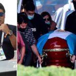 Argentine prosecutors investigate possible negligence in Maradona death