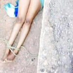 Young Lady Is Found Dead Inside Gutter With Mouth Gagged, Hands And Legs Tied In Anambra (Graphic Photos)