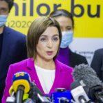 Pro-EU Maia Sandu wins Moldova's presidential election