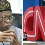 Lekki Shooting: Read Full Details of Lai Mohammed's Petition To CNN