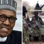 Buhari Reacts As Boko Haram Kills Over 40 Borno Farmers