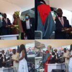 PHOTOS: Obaseki, Shaibu sworn in for second term