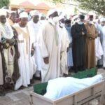 Balarabe Musa Laid To Rest In Kaduna (photos)