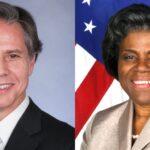 Biden likely to pick Antony Blinken as secretary of state, Linda Thomas-Greenfield as UN ambassador