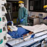 Coronavirus infections in Belgium continue to drop