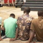 EndSARS: Nigerian Navy Arrests 41 Suspects In Lagos For Looting, Recovers Stolen Items