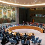 UN General Assembly president reprimands Security Council for 'failing to do its job'