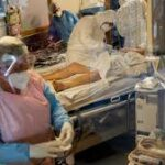 Fewer than 1,000 coronavirus patients in intensive care