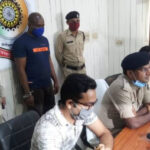 Photos: India Police Arrest 38-Yr-Old Nigerian Man For Allegedly Supplying Cocaine, MDMA Drugs To Peddlers