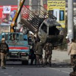 Deadly barrage of rocket fire strikes residential areas in Kabul