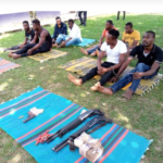 Nigerian Army Arrests Members Of Notorious Criminal Gang Led By A Varsity Graduate (photo)
