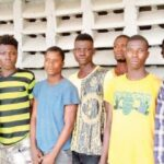 Police Arrest 13 For Alleged Cultism In Lagos