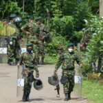 Gunfire at Sri Lanka prison as riot death toll hits eight