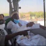 PHOTOS: Tinubu Visits Kano, Goes On Ride With Governor Accused Of 'Pocketing Dollars'