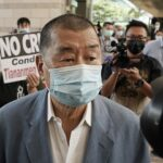Hong Kong media mogul and activist Jimmy Lai detained on fraud charges