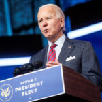 Biden promises 100m vaccines for US in first 100 days