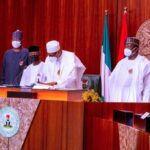 President Buhari Signs 2021 $34.518bn Budget into Law