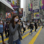 Hong Kong to limit dining, close gyms and beauty salons to curb coronavirus