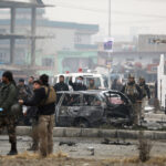Car bomb kills eight in Kabul (photos)