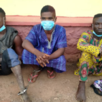 3 Arrested For Allegedly Killing Man Over Plot Of Land In Ogun