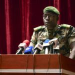 Military officer elected head of Mali's interim legislature