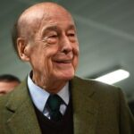 Key dates in the life of former French president Valéry Giscard d'Estaing