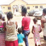 "Six Women And Four Newborns Freed From A ""Baby Factory"" In Ogun"