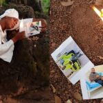 "Hushpuppi's ""Spiritual Girlfriend"" Embarks On 30 Days Fasting And Prayer (photos)"