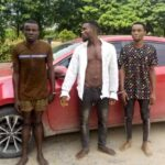 Cross River Police Smash Robbery Gang, Recovers Car Worth 8 Million Naira