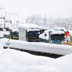 Heavy snow paralyses traffic in Japan, more expected over weekend