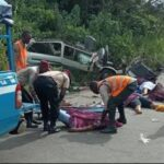 Tragedy As Six Die, 4 Injured In Bida/Kutigi Road Crash