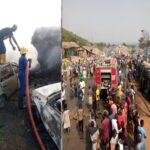 6 Die, 30 buildings burnt in Kwara tanker fire