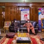 Tinubu, Oyetola, Aregbesola, Akande In Closed Door Meeting