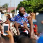 Ghana set for tight presidential election as old rivals compete