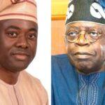 Makinde Taunts Tinubu, Says Nigeria Needs Security, Restructuring Not Yoruba Presidency