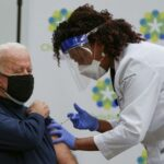 President-elect Joe Biden gets Covid-19 vaccine on live TV