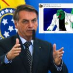 If you take Covid-19 Vaccine and turn into Crocodile, it's your problem – Brazilian President