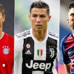 Lewandowski defeats Messi, Ronaldo to win FIFA's best player award