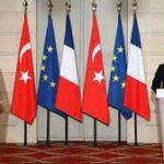 Amid the verbal barbs, Macron and Turkey's Erdogan may be ideal foes